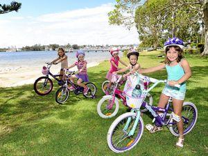 Sunny skies greet Clarence Coast holiday makers