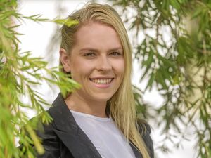Chantelle keen to make a difference in Maclean Showgirl
