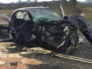 Croftby man named as victim in crash at Peak Crossing