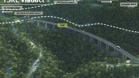 Work is set to begin on the viaduct this month.