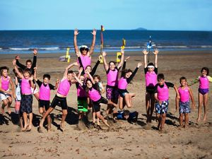 Market closure turns tide for Sarina nippers