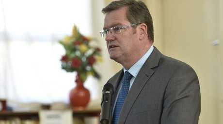 Groom candidate for LNP John McVeigh.