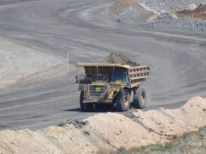 Multi-national divests in nearby coal mine