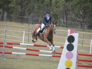 Horse trials at Morgan Park