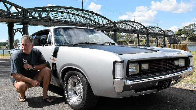 rare valiant charger helps save owner from cancer news mail