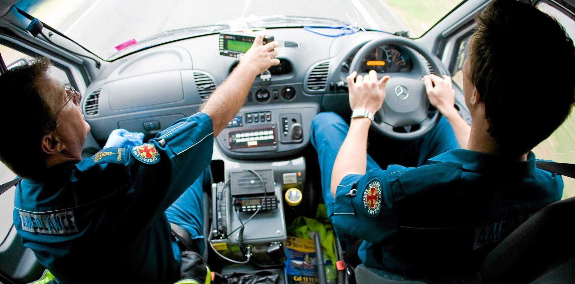 ON ALERT: In the wake of assaults, paramedics have been retrained in how to deal with volatile situations.