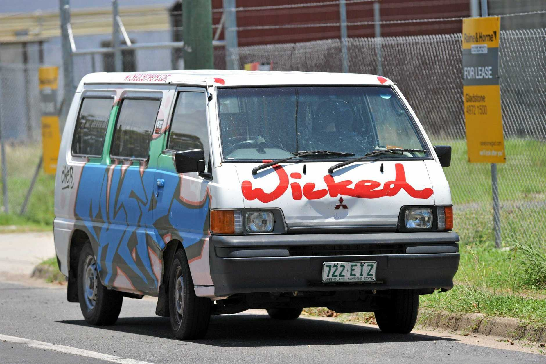 OFFENSIVE SLOGANS: Coast councils lack the authority to fine offensive Wicked Campers like their New Zealand counterparts.