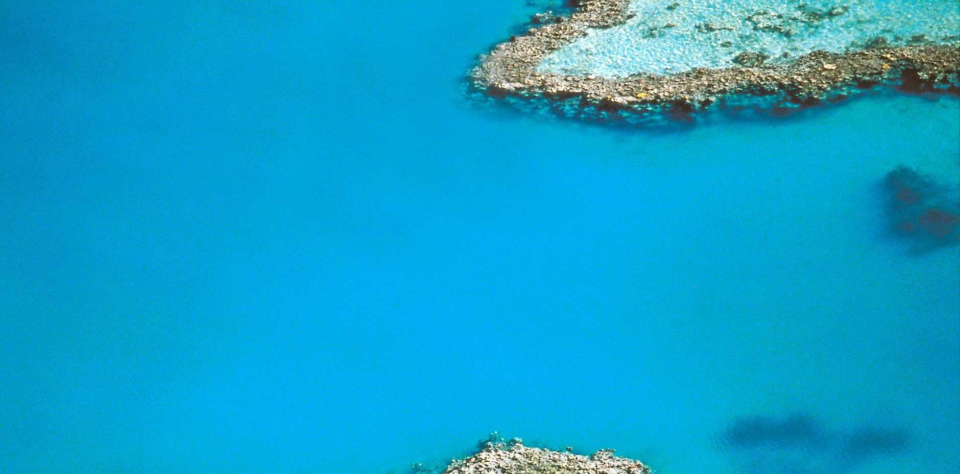 WHITSUNDAY VALENTINES: Celebrate this Valentines Day in the heart of the Great Barrier Reef. CONDITIONS OF USE NOT KNOWN, FEES MAY APPLY