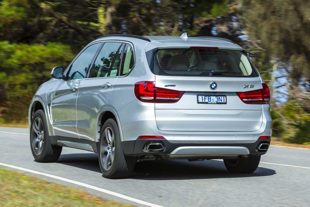 2016 BMW X5 XDrive40e. Photo: Contributed