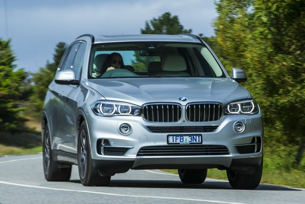 2016 BMW X5 XDrive40e. Photo: Contributed