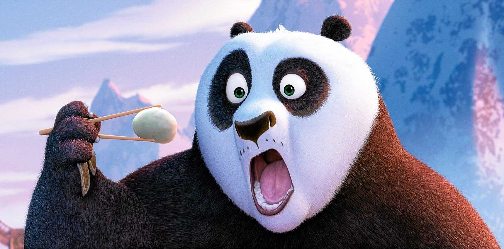 FOR REVIEW AND PREVIEW PURPOSES ONLY. A scene from the movie Kung Fu Panda 3. Supplied by Fox Australia.