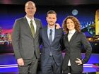 HEADLINERS: Tom Gleeson, Charlie Pickering and Kitty Flanagan star in the ABC TV series The Weekly.