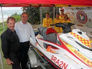 North Coast lifesavers receive essential piece of equipment