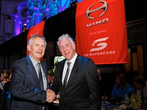 Hino signs onto huge support package for V8s