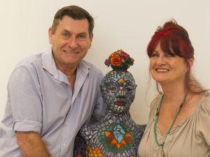 Community art project to bring colour to Maryborough CBD