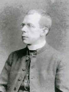 Fr Byles. Photo: Wikipedia