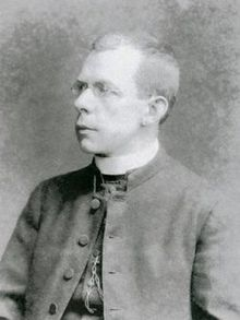 Fr Byles. Photo: Wikipedia