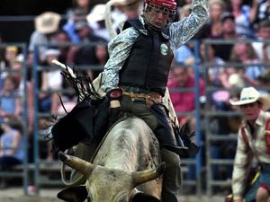 Cowboys' goals set in concrete for Warwick bull ride
