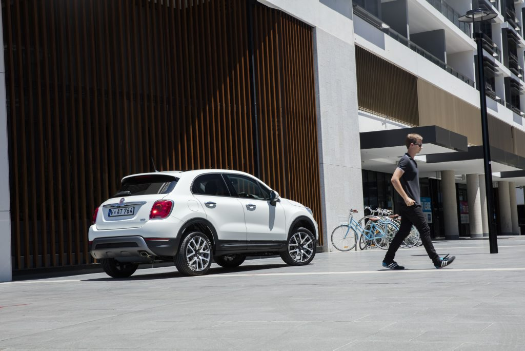 The all-new Fiat 500X has arrived in Australia, delivering contemporary Italian design with iconic Cinquecento features