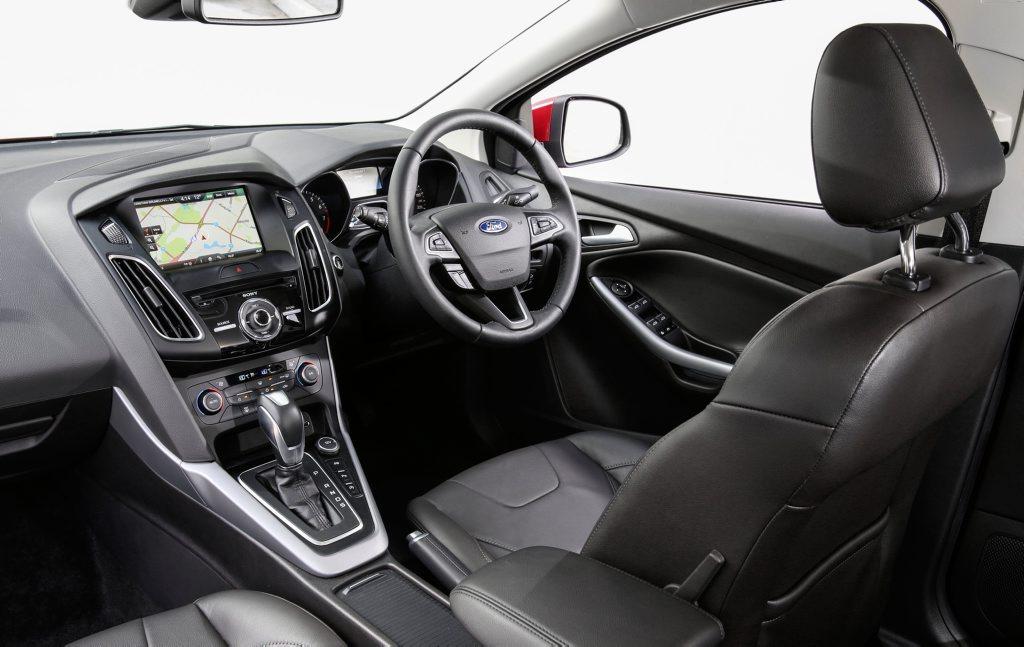 2016 Ford Focus Titanium. Photo: Contributed