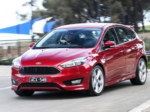 Ford Focus Titanium road test and review