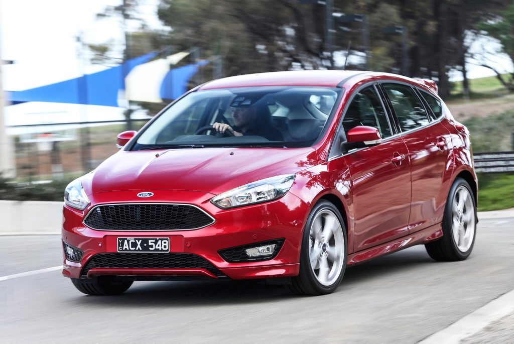 STRONG FOCUS: Updates for the Focus' engine, transmission, suspension and styling give Ford's small hatch decent arsenal in this competitive and high quality market segment.