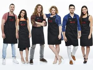 My Kitchen Rules' top five teams prepare for ultimate cook