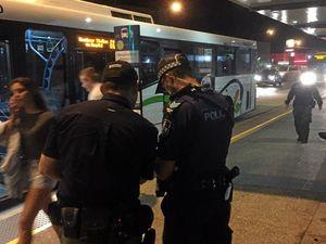 Officers target anti-social behaviour on public transport
