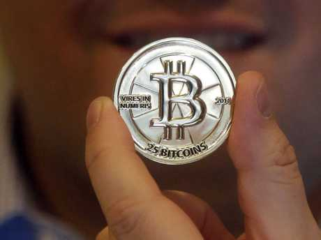 Bitcoin is on the rise, which is not comforting news.