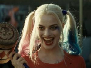 Margot Robbie in New Suicide Squad Trailer