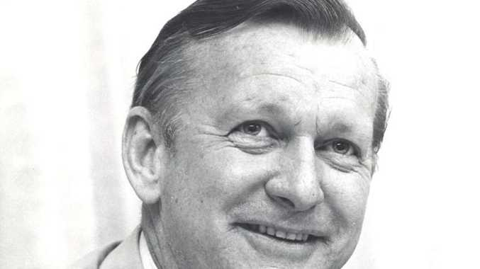 Historic: 1960s: Politics: THE GOOD DOCTOR: The scholarly Dr Rex Patterson took the seat of Dawson in a massive swing to Labor in 1966. He was a significant member of Gough Whitlam's team, but lost the seat after Whitlam was dismissed in 1975.