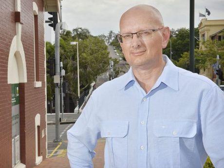 Shayne Neumann MP. Photo Inga Williams / The Queensland Times