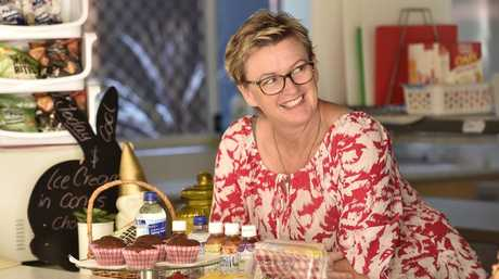 Why not become a tuckshop convenor, like Anthea Rowe of The Glennie School.
