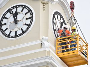 Maryborough City Hall Clock Restoration