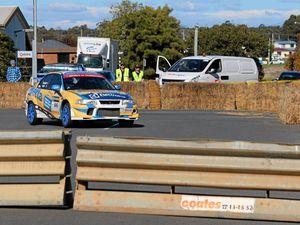 Team Betta Warwick mixes it with the best in Targa Tasmania rally