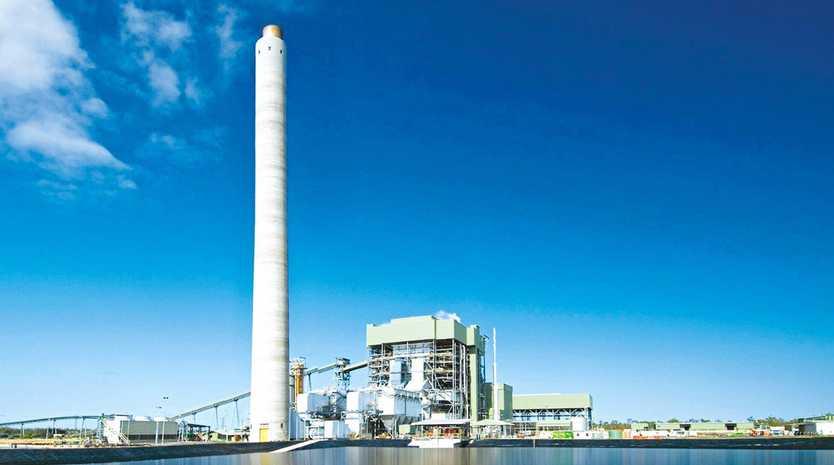 CS Energy's Kogan Creek Power Station.