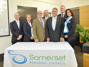 New Somerset Council