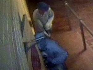 Newtown Hotel CCTV footage