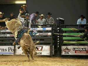 Dunn bumped off in Canberra PBR