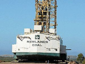 MAP: Newlands mine coal exhausted by June, 100 jobs to go