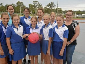 Southern Downs netballers will play in Toowoomba in 12 years age group