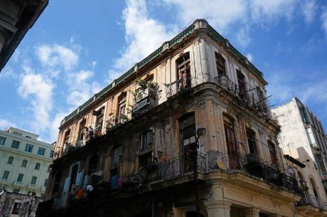 Cuba is as charming as it is frustrating. The streets of Havana are just as complex - from stunning colonial buildings to dilapidation akin to a war zone.