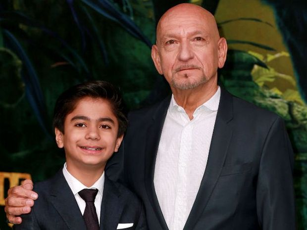 Ben Kingsley: 'Jungle Book is not too scary for children ...