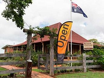Buderim Pioneer Cottage is on of the sites.