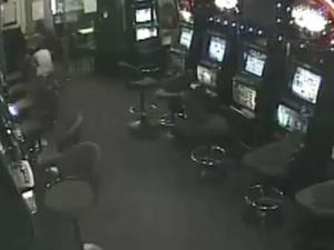 Attempted Robbery Royal Hotel