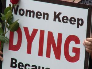 In Weekend: Women tell of survival