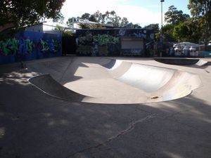Skaters needed to share ideas on park upgrade