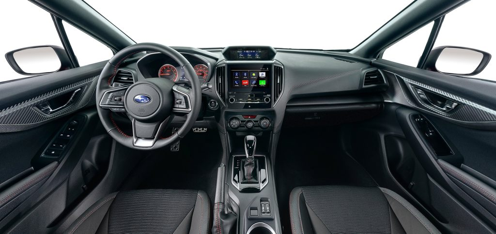 Fifth generation Subaru Impreza revealed at the 2016 New York Auto Show. Photo: Contributed