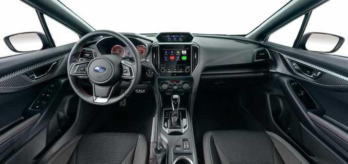 Fifth generation Subaru Impreza revealed at the 2016 New York Auto Show. Photo: Contributed