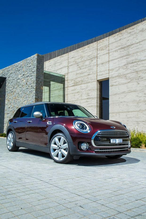 2016 Mini Cooper Clubman. Photo: Contributed